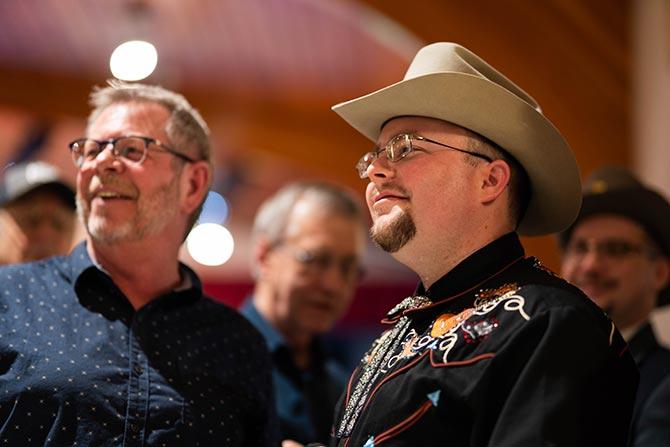 Photo Shoot: Po' Ramblin' Boys in Calgary, Canada