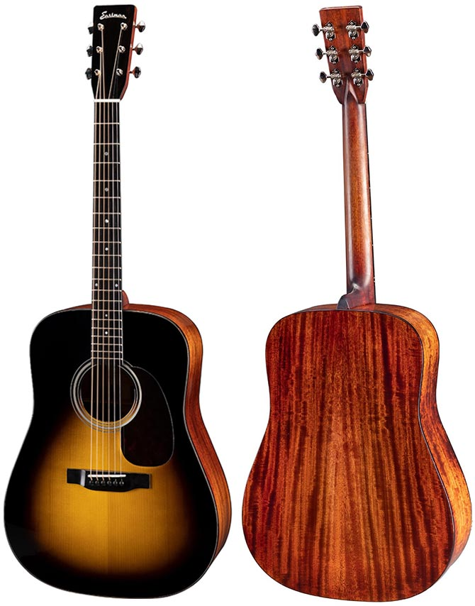 Eastmand E6D Guitar Giveaway from Sun Valley Guitars