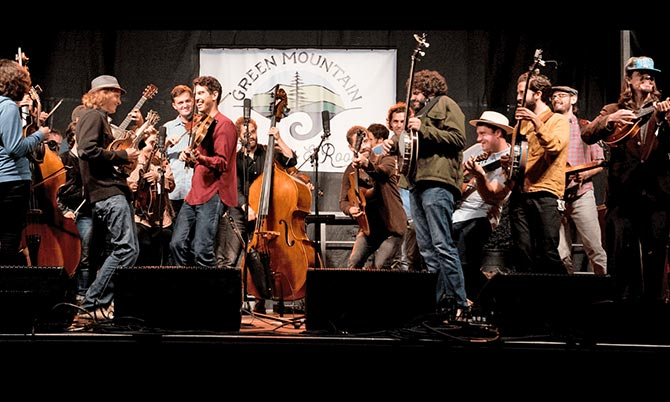 Green Mountain Bluegrass & Roots Festival