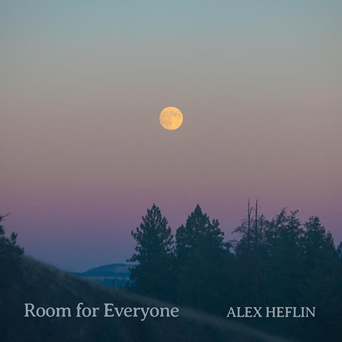 Alex Heflin - Room for Everyone