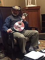 Click image for larger version.  Name:Me with mandolin.jpeg Views:119 Size:100.8 KB ID:182219