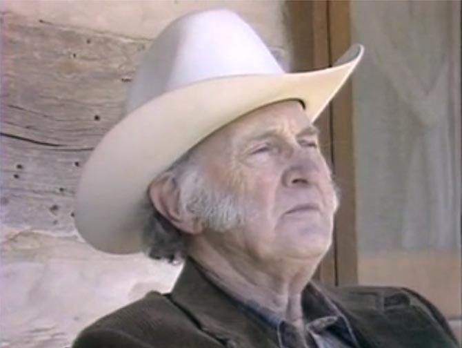 Bill Monroe Farm Interview - February 25, 1986