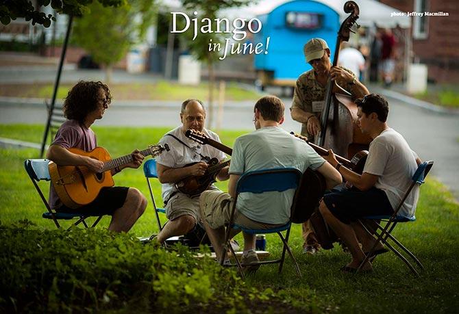 Django in June