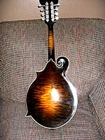 My Old Duff mandolin