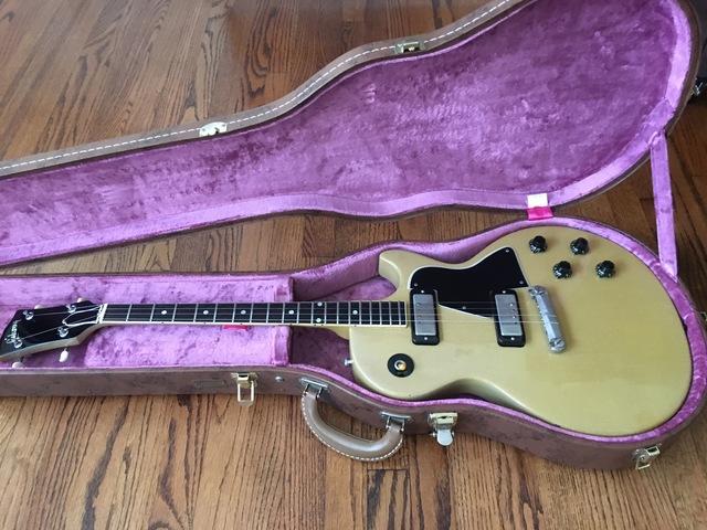 1955 Gibson Les Paul Tenor Prototype