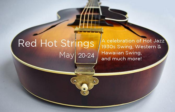Red Hot Strings Workshop