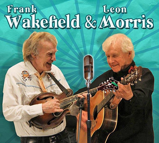 Frank Wakefield and Leon Morris