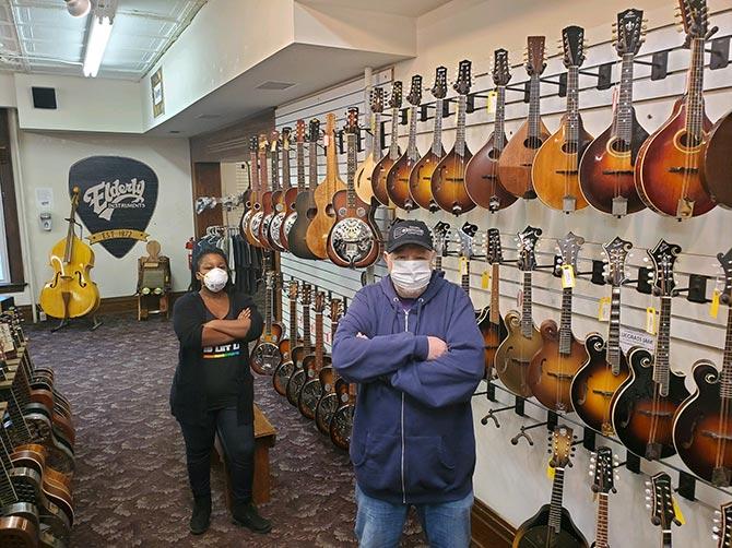 Elderly Instruments