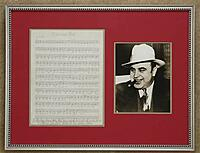 Click image for larger version.  Name:Al Capone - Madonna Mia Framed.jpg Views:10 Size:22.9 KB ID:189032