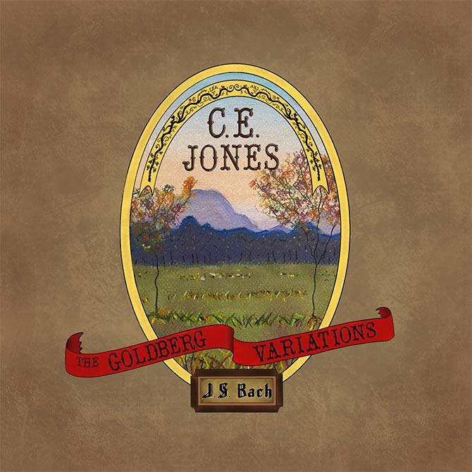 C.E. Jones - The Goldberg Variations