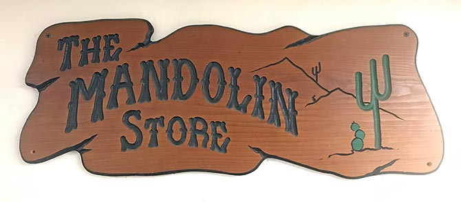The Mandolin Store