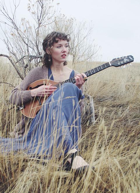 Lady Moon AKA Eva Holbrook/Trout