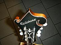 Epiphone BG-440 two-pointer (Japanese, solid-top)