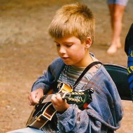 Jacob Jolliff at age 8
