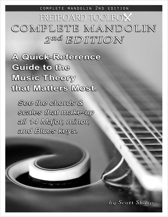 New from Fretboard Toolbox: Essential and Complete 2nd Editions