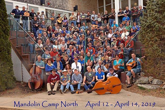 Mandolin Camp North