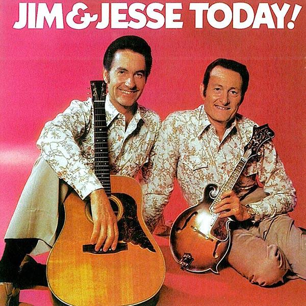 Jim & Jesse's 1980 recording Today!