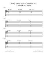 Click image for larger version.  Name:Barry Harris for Mandolin #32 Chords II V I Major.pdf Views:20 Size:97.9 KB ID:185245
