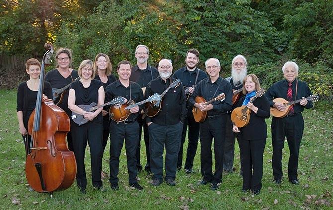Michigan Mandolin Orchestra
