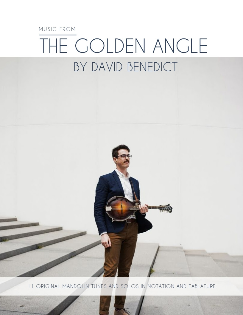 David Benedict's The Golden Angle Transcriptions Just Released