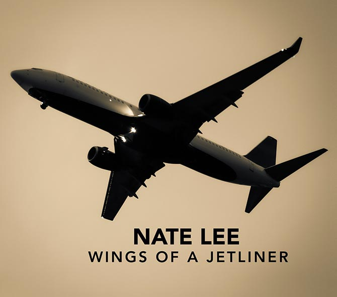 Nate Lee Releases Wings of a Jetliner