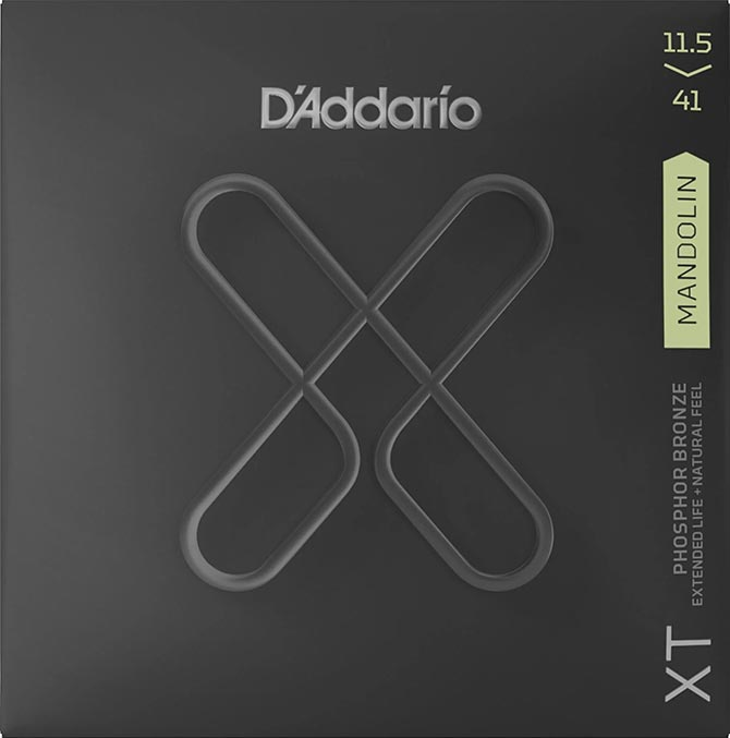 D'Addario X Mandolin Strings