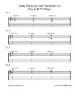 Click image for larger version.  Name:Barry Harris for Mandolin #32 Chords II V I Major.pdf Views:66 Size:97.9 KB ID:185245