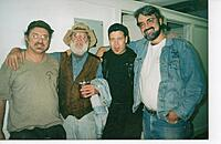 Click image for larger version.  Name:Eric And Me And Richard And Thom.jpg Views:49 Size:213.2 KB ID:194431