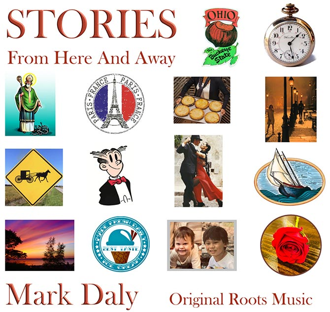 Mark Daly - STORIES From Here and Away