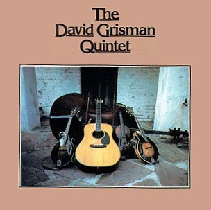 Original David Grisman Quintet album, 1976