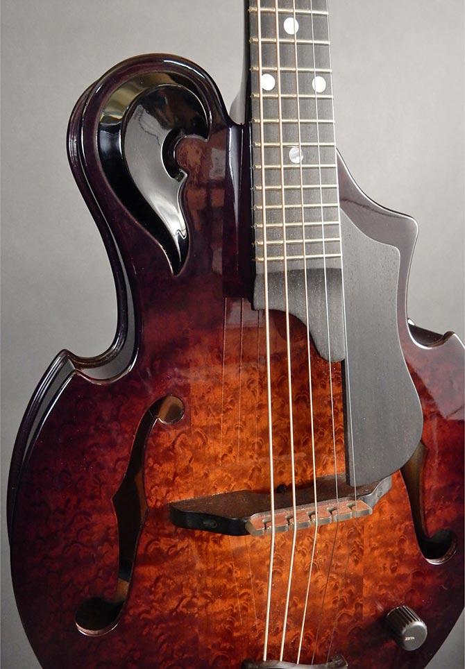 Introducing the ZETA JM25 Mandolin