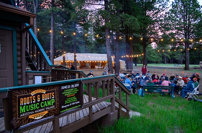 2nd Annual Roots and Boots Music Camp