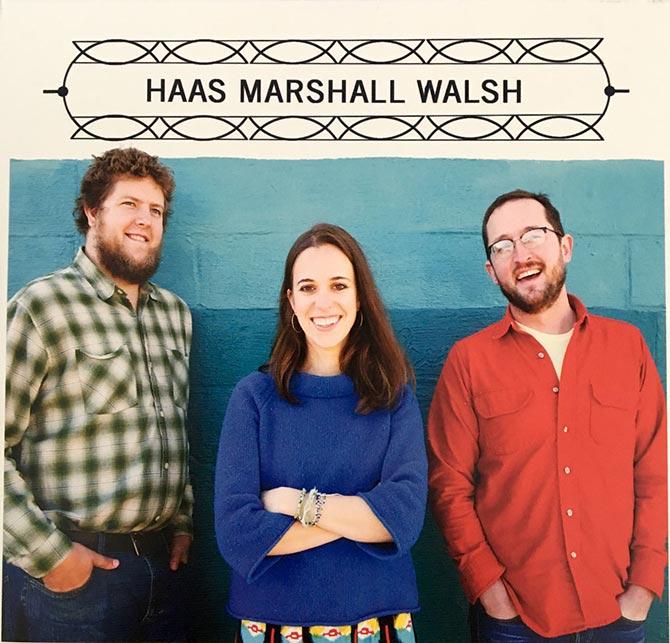 Haas, Marshall, Walsh EP