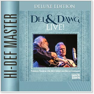 Del & Dawg - Live! Exclusively from Acoustic Disc