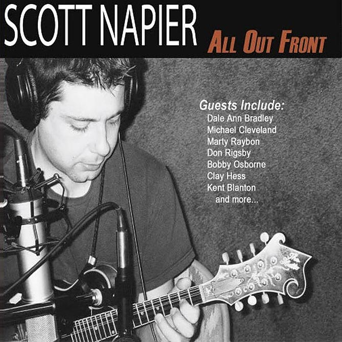 Scott Napier - All Out Front
