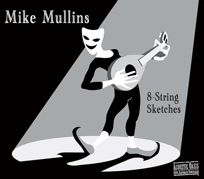 Mike Mullins 8-String Sketches