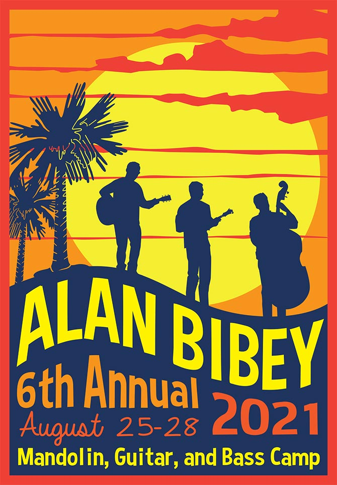 Alan Bibey Mandolin Camp