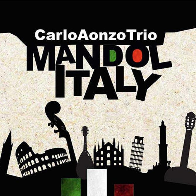 Carlo Aonzo Trio - Mandol Italy