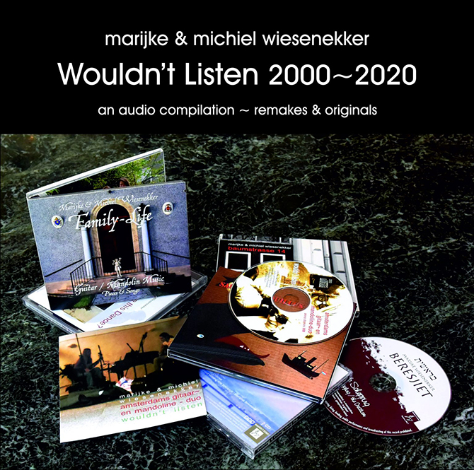 Marijke & Michiel Wiesenekker - Wouldn't Listen