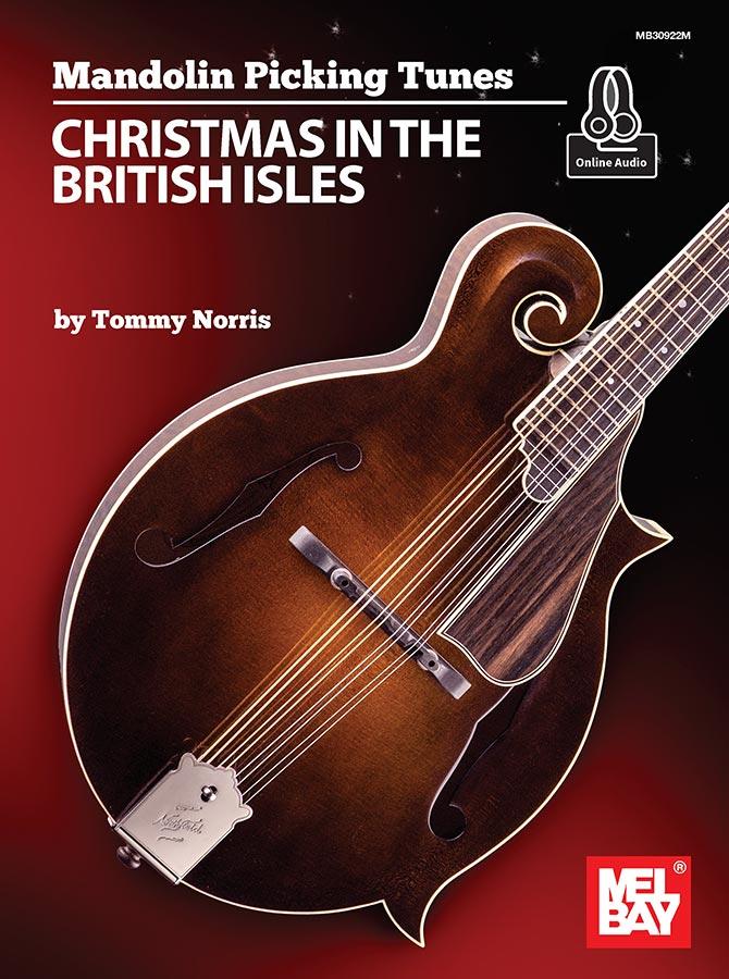 Mandolin Picking Tunes - Christmas in the British Isles