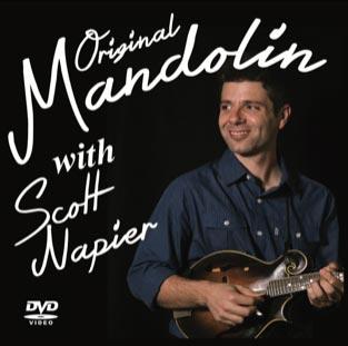 Original Mandolin - Scott Napier