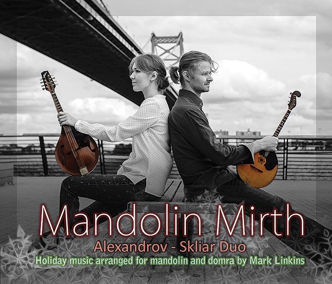 Alexey Alexandrov and Ekaterina Skliar - Mandolin Mirth