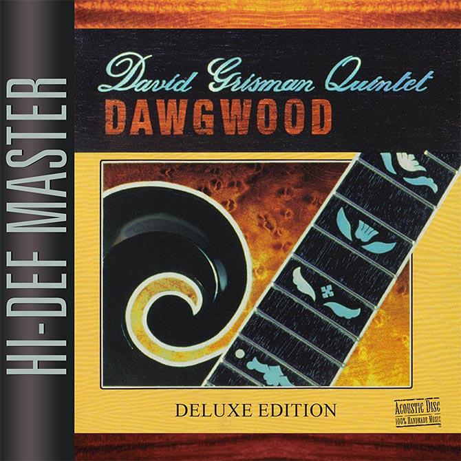 Dawgwood - The David Grisman Quintet