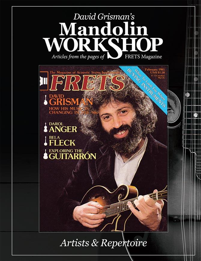 David Grisman's Mandolin Workshop Books