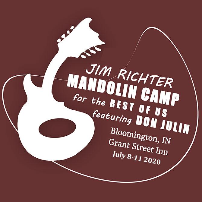 7th Annual Jim Richter Mandolin Camp