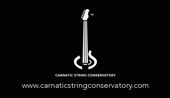Carnatic Mandolin & Guitar Academy