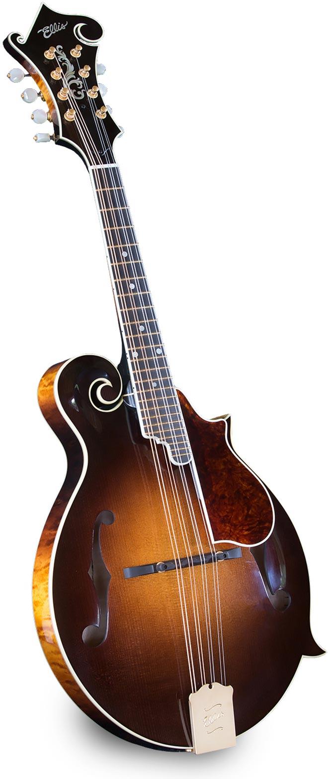 Ellis F5 Tradition Limited Edition Mandolin