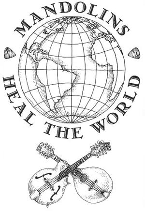 Mandolins Heal The World