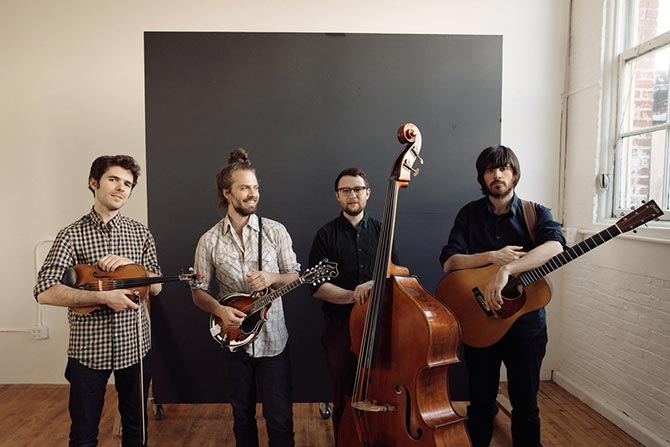 Jacob Jolliff Band