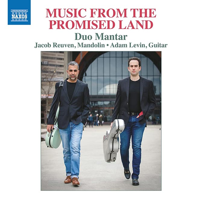 Duo Mantar - Music from the Promised Land